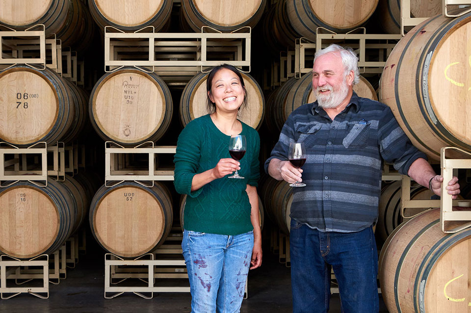 Foris Vineyards Winery Winemaker and owner