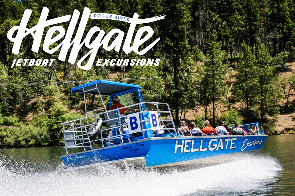 Hellgate Excursions on the Wild and Scenic Rogue River